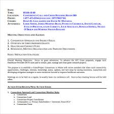 Project Meeting Minutes Template Cool 44 Project Meeting Minutes Templates To Download Sample Templates