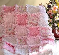 Baby Rag Quilt With Easy Video Tutorial | The WHOot & Baby Rag Quilt Adamdwight.com