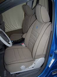 nissan leaf full piping seat covers