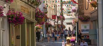 shopping in st peter port guernsey guernsey high street st peter port