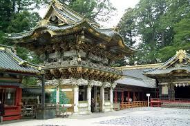 Япония век История Мирного государства эпохи Эдо Брама Никко святилище Ияэсу Япония