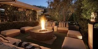 luxury fire pit in palm springs luxury fire pit r67 luxury