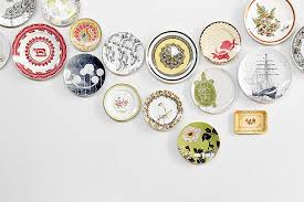 Decorative Kitchen Wall Plates Decorating Ideas Delightful Image Of Kitchen Decoration With