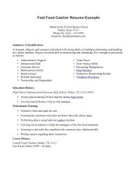 Resume Objective Examples Mcdonalds Resume Ixiplay Free Resume