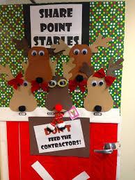 office christmas door decorations. Source Office Christmas Door Decorations A
