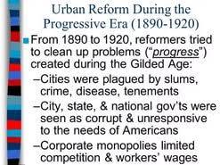 progressive era reforms essay  progressive era reforms essay