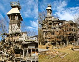 10 Incredible TreeHouse Hotels In The US U2013 Fodors Travel GuideLargest Treehouse In America