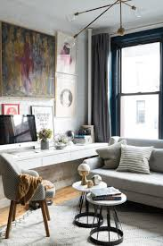 creating a small home office. apartment therapy featured this small office as you can see it is part of dwelleru0027s living space creating a home t