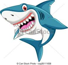 smiling shark clipart. Beautiful Smiling Shark Clipartby Funwayillustration2353 Angry Shark Cartoon  Vector  Illustration Of Shark  Inside Smiling Clipart T