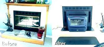 gas fireplace glass doors replacement cleaning modern g no door insert cost to remove