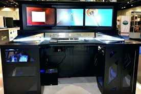 desk built in computer custom built computer desk custom built gaming computer desk custom build desktop