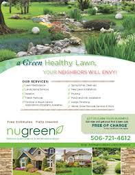 elegant playful landscaping flyer designs for a landscaping flyer design design 2978090 submitted to looking to rebrand landscaping business closed