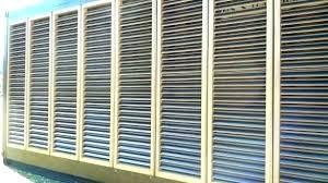 corrugated metal panel 7 8 siding weathered panels fence tucson calgary