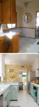 Kitchen Makeover Before And After 25 Budget Friendly Kitchen Makeover Ideas Hative