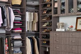 make your walk in closet a luxurious experience