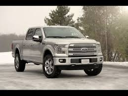 2015 Ford F150 Platinum | USA Best-Selling Pickup Trucks (2015 ...