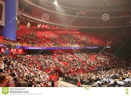 Stockholm Globe Arena Seating Chart Mariah Carey At The Ericsson Globe In Stockholm Editorial