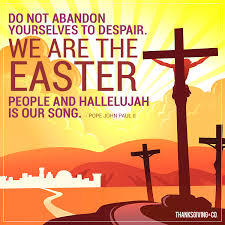 Christian Easter Quotes Simple Hallelujah 48 Christian Easter Quotes To Share Inspire