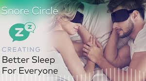 <b>Snore Circle</b> - <b>Smart Anti</b>-Snoring Eye Mask | Snoring, Smart, Cool ...