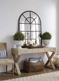 T Large Mirror Console Table Hallway More