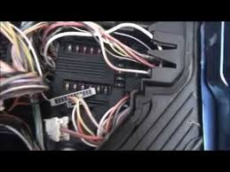 how to remove fusebox on renault megane youtube pertaining to Renault Megane 2004 Fuse Box Diagram back to post renault megane 2004 fuse box diagram renault megane 2 fuse box diagram