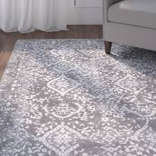charlton home dorothea gray area rug reviews wayfair inside remodel 2