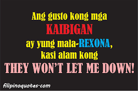 Tagalog Quotes Sa Gwapo Quotesgram Simple Home Decor Ideas
