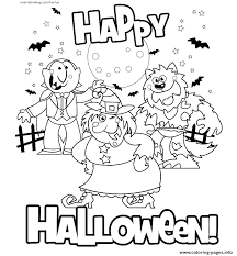 Free N Fun Coloring Pages Oriental Trading Halloween Adults