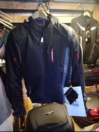 jk 095 komine mesh jacket