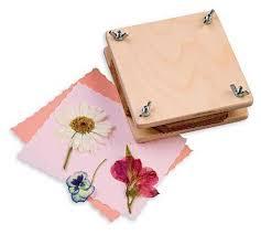 Flower Pressed Paper Flower Press Cool Tools