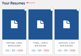 Federal Resume Guidebook. Introducing New 5 Steps To