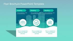 Editable Flyer Template Editable Flyer Brochure Templates Slidemodel