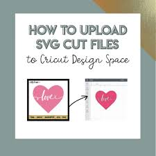 How To Upload To Cricut Design Space How To Upload A Svg To Cricut Design Space Svg Me