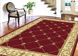 mission style rugs runner design