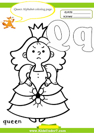 coloring inspirations letter pages pictures worksheets and tip page free q is for lowercase word preschool uppercase bert quilt quail