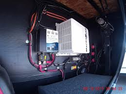 magnum inverter installation clay s rv and powersports blue sky solar controller breakers disaster fuse trimetric shunt keeping all cables as short as possible keeps things simple safe and efficient