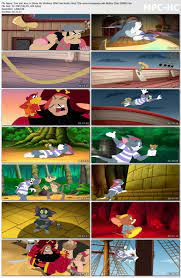 Tom and Jerry in Shiver Me Whiskers 2006 Dual Audio Hindi 720p BluRay ESub  500MB Download