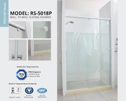 rs5018p shower screen