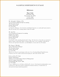4 Resume References Sample Besttemplates Besttemplates