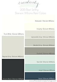 best sherwin williams paint best ing and most popular paint colors the creativity exchange sherwin williams