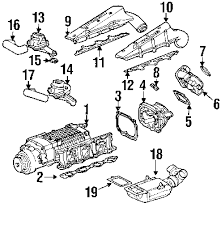 com acirc reg mercedes benz e amg supercharger components oem parts 2005 mercedes benz e55 amg base v8 5 5 liter gas supercharger components