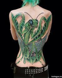 значение татуировки богомол значение тату богомол тату салон