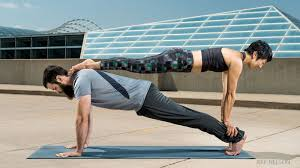 acroyoga 101 a clic sequence for