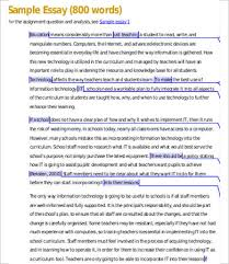 example of short essay okl mindsprout co example of short essay
