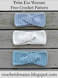 Crochet Ear Warmer Pattern Unique How To Crochet A Quick Twist Headband Or Earwarmer A Free Crochet