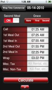 Free Time Card App Free Time Clock Calculator Unique Wrap Time Time Card For Crews On
