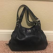 COACH Madison Maggie Hobo Purse