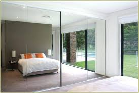 image mirrored closet door. Sliding Closet Door Mirrored Doors A Simple Upgrade To Any Bedroom Photo 9 Image E