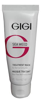 <b>Лечебная маска для лица</b> Sea Weed Treatment Mask For Normal ...