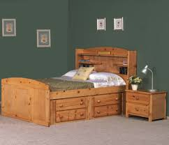 captains bed with storage plans designs